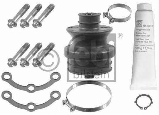 Комплект пылника приводного вала FEBI BILSTEIN 02591 - изображение