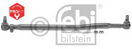 Продольная рулевая тяга FEBI BILSTEIN 02738 - изображение