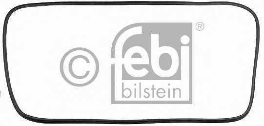 Прокладка, ветровое стекло FEBI BILSTEIN 02827 - изображение