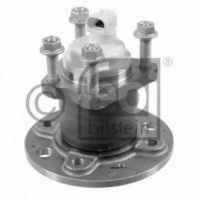Комплект подшипника ступицы колеса FEBI BILSTEIN 02843 - изображение