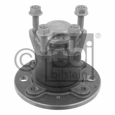 Комплект подшипника ступицы колеса FEBI BILSTEIN 02895 - изображение