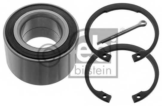 Комплект подшипника ступицы колеса FEBI BILSTEIN 03096 - изображение