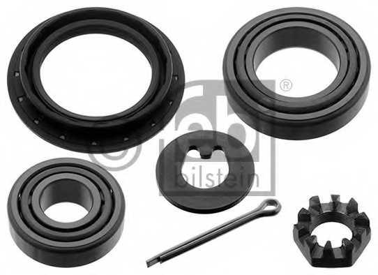 Комплект подшипника ступицы колеса FEBI BILSTEIN 03115 - изображение