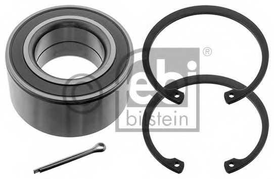 Комплект подшипника ступицы колеса FEBI BILSTEIN 03189 - изображение