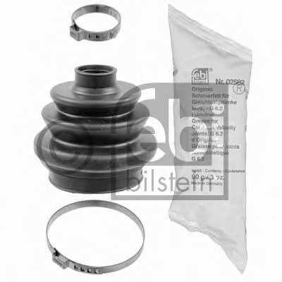 Комплект пылника приводного вала FEBI BILSTEIN 03311 - изображение