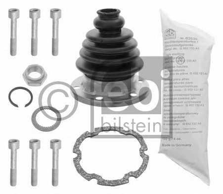 Комплект пылника приводного вала FEBI BILSTEIN 03328 - изображение