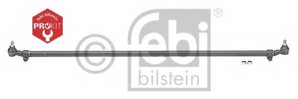 Поперечная рулевая тяга FEBI BILSTEIN 03386 - изображение