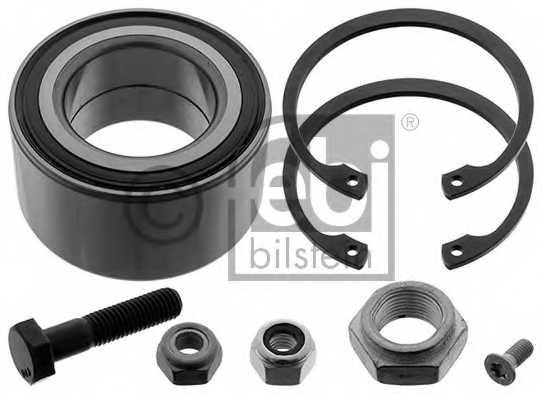 Комплект подшипника ступицы колеса FEBI BILSTEIN 03620 - изображение
