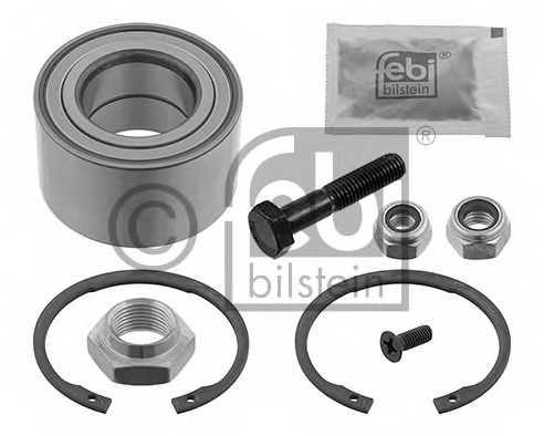 Комплект подшипника ступицы колеса FEBI BILSTEIN 03621 - изображение