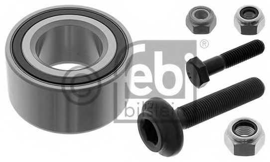 Комплект подшипника ступицы колеса FEBI BILSTEIN 03625 - изображение