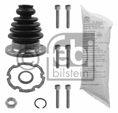 Комплект пылника приводного вала FEBI BILSTEIN 03635 - изображение