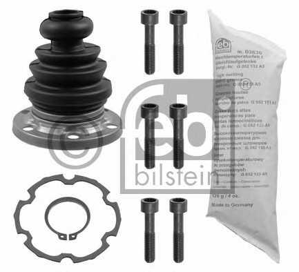 Комплект пылника приводного вала FEBI BILSTEIN 03636 - изображение