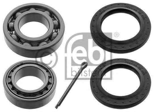 Комплект подшипника ступицы колеса FEBI BILSTEIN 03691 - изображение