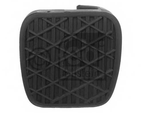 Педальные накладка, педаль тормоз FEBI BILSTEIN 03841 - изображение