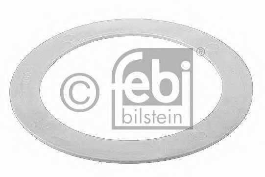 Сальник ступицы колеса FEBI BILSTEIN 04013 - изображение