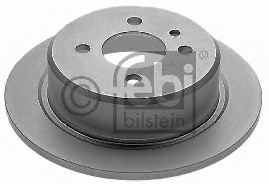 Тормозной диск FEBI BILSTEIN 04091 - изображение