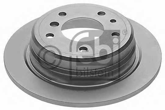 Тормозной диск FEBI BILSTEIN 04092 - изображение