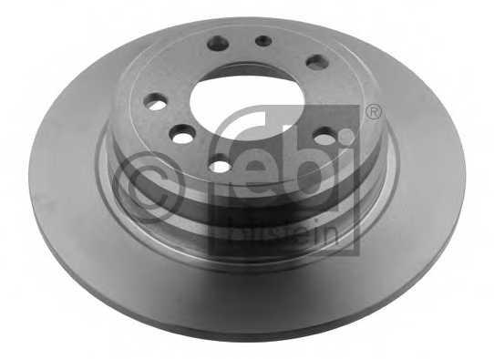 Тормозной диск FEBI BILSTEIN 04176 - изображение