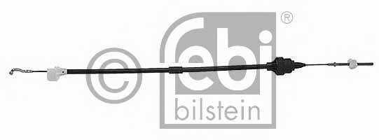Трос управления сцеплением FEBI BILSTEIN 04189 - изображение