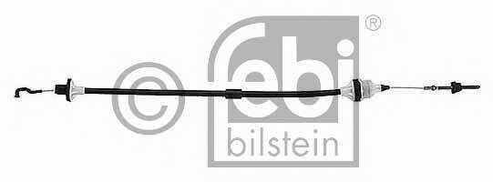 Трос управления сцеплением FEBI BILSTEIN 04222 - изображение