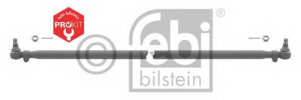 Поперечная рулевая тяга FEBI BILSTEIN 04377 - изображение