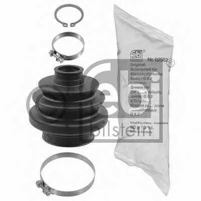 Комплект пылника приводного вала FEBI BILSTEIN 04429 - изображение