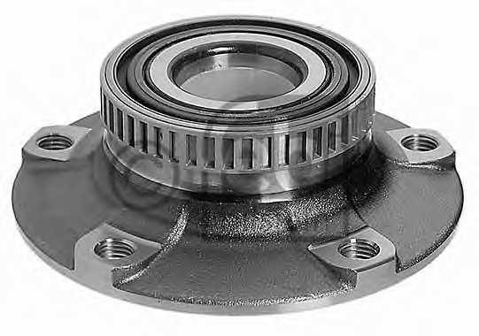 Комплект подшипника ступицы колеса FEBI BILSTEIN 04436 - изображение