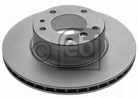 Тормозной диск FEBI BILSTEIN 04438 - изображение
