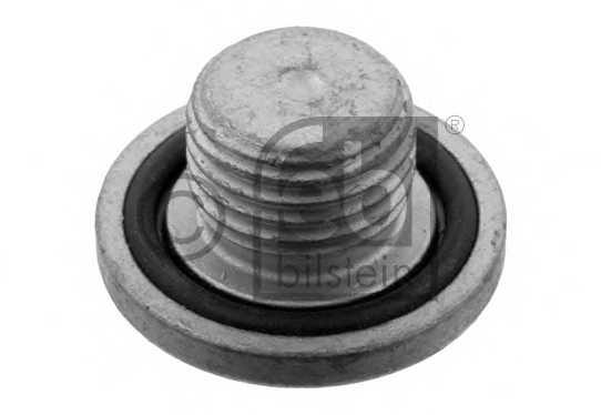 Резьбовая пробка маслянного поддона FEBI BILSTEIN 04572 - изображение