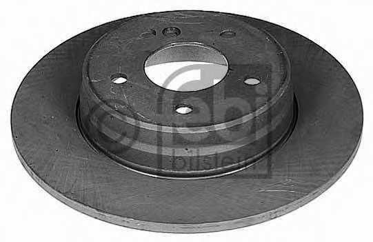 Тормозной диск FEBI BILSTEIN 04628 - изображение
