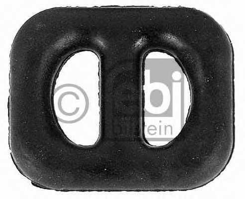 Кронштейн системы выпуска ОГ FEBI BILSTEIN 04707 - изображение