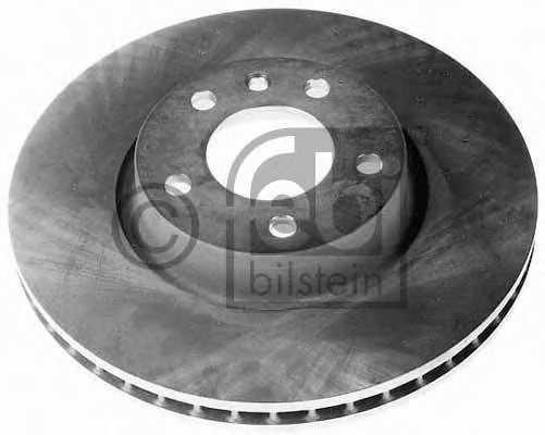 Тормозной диск FEBI BILSTEIN 04848 - изображение