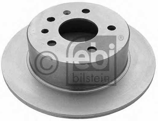 Тормозной диск FEBI BILSTEIN 04850 - изображение