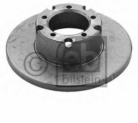 Тормозной диск FEBI BILSTEIN 04876 - изображение