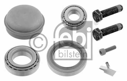 Комплект подшипника ступицы колеса FEBI BILSTEIN 05141 - изображение