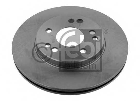 Тормозной диск FEBI BILSTEIN 05230 - изображение