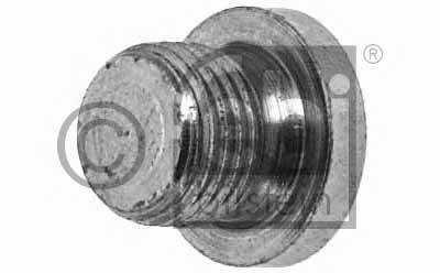 Резьбовая пробка, провод охлаждающей жидкости FEBI BILSTEIN 05280 - изображение