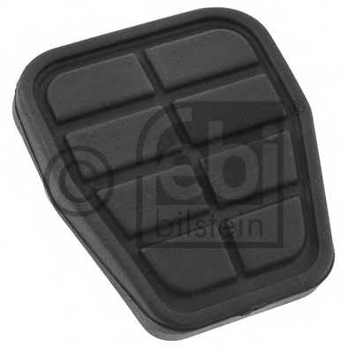 Педальные накладка, педаль тормоз FEBI BILSTEIN 05284 - изображение
