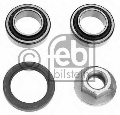 Комплект подшипника ступицы колеса FEBI BILSTEIN 05409 - изображение
