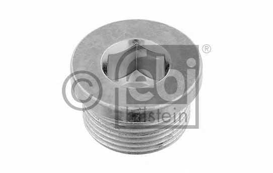 Резьбовая пробка маслянного поддона FEBI BILSTEIN 05410 - изображение