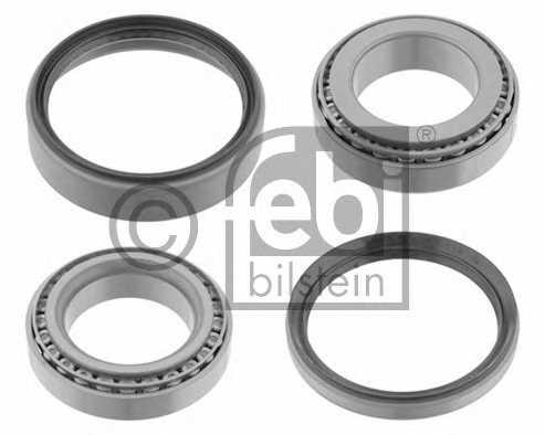 Комплект подшипника ступицы колеса FEBI BILSTEIN 05464 - изображение