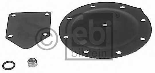 Мембрана, вакуумный насос FEBI BILSTEIN 05480 - изображение