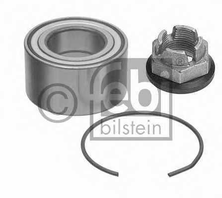 Комплект подшипника ступицы колеса FEBI BILSTEIN 05526 - изображение