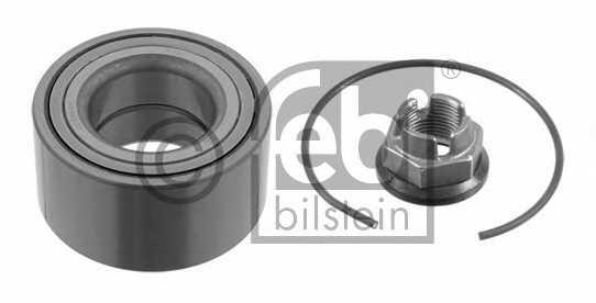 Комплект подшипника ступицы колеса FEBI BILSTEIN 05528 - изображение