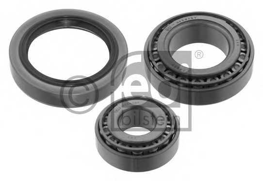 Комплект подшипника ступицы колеса FEBI BILSTEIN 05577 - изображение