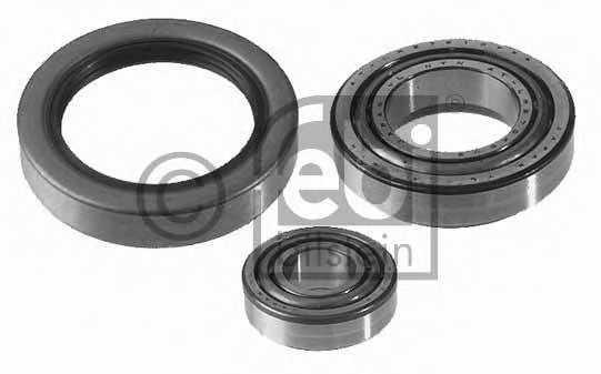 Комплект подшипника ступицы колеса FEBI BILSTEIN 05579 - изображение