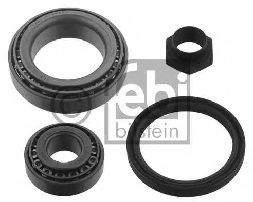 Комплект подшипника ступицы колеса FEBI BILSTEIN 05586 - изображение