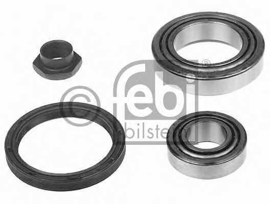 Комплект подшипника ступицы колеса FEBI BILSTEIN 05587 - изображение