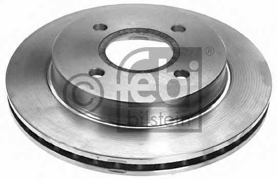 Тормозной диск FEBI BILSTEIN 05644 - изображение