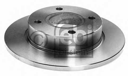 Тормозной диск FEBI BILSTEIN 05650 - изображение